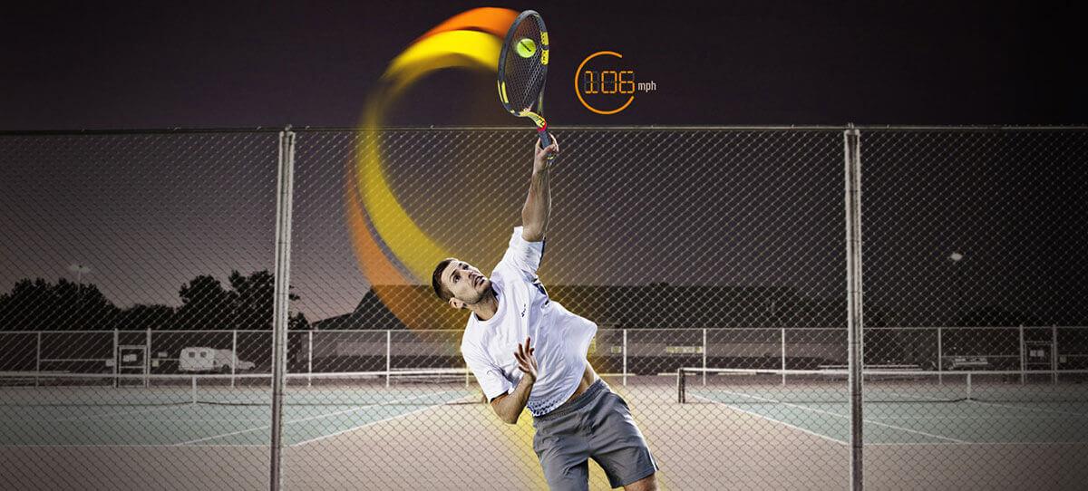 Babolat PLAY - rakieta tenisowa z sensorem