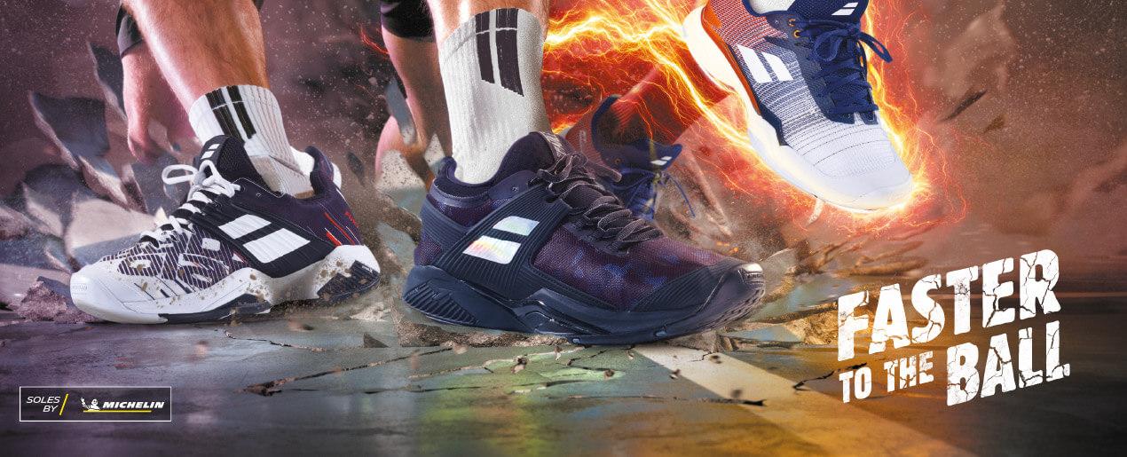 Kolekcja butów Babolat 2020