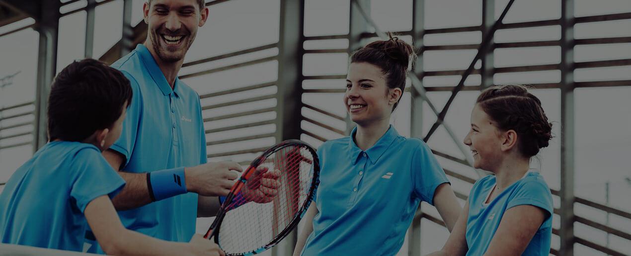 Rakiety grafitowe do badmintona