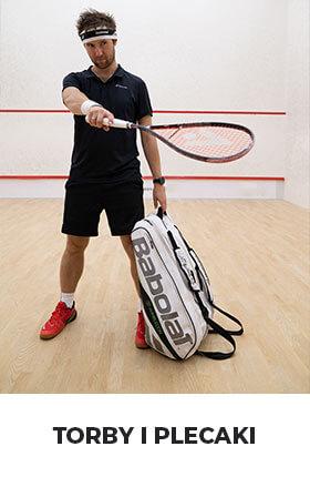 Squash - torby i plecaki