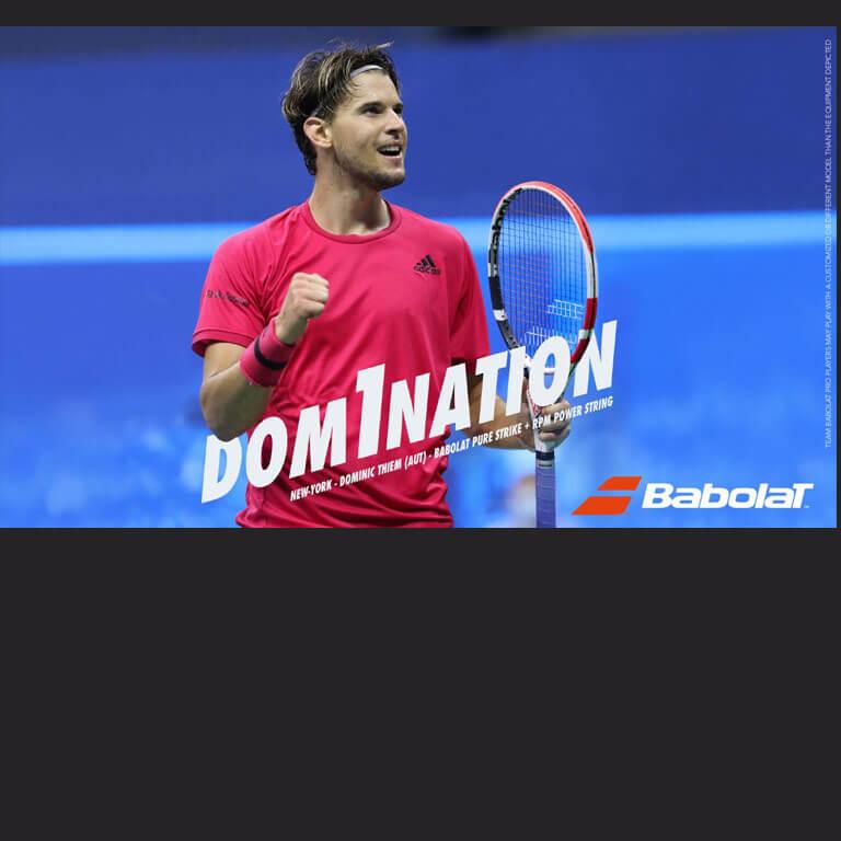 Poznaj rakietę mistrza US Open