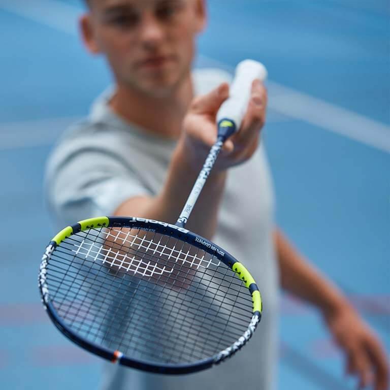Rakiety do badmintona - grafitowe