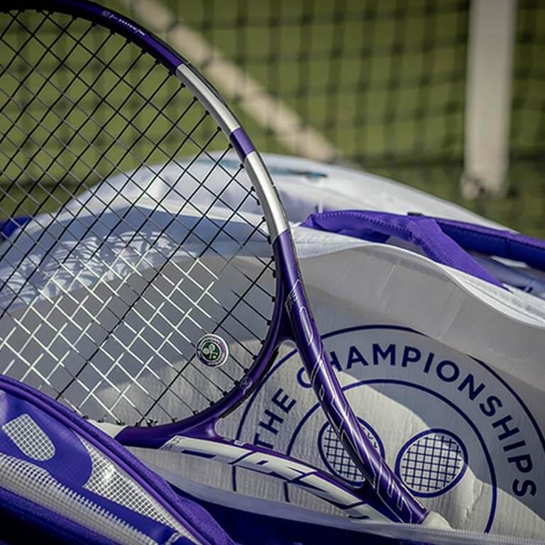 Zobacz kolekcję Babolat Wimbledon